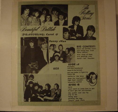 Rolling Stones Vinyl For Sale